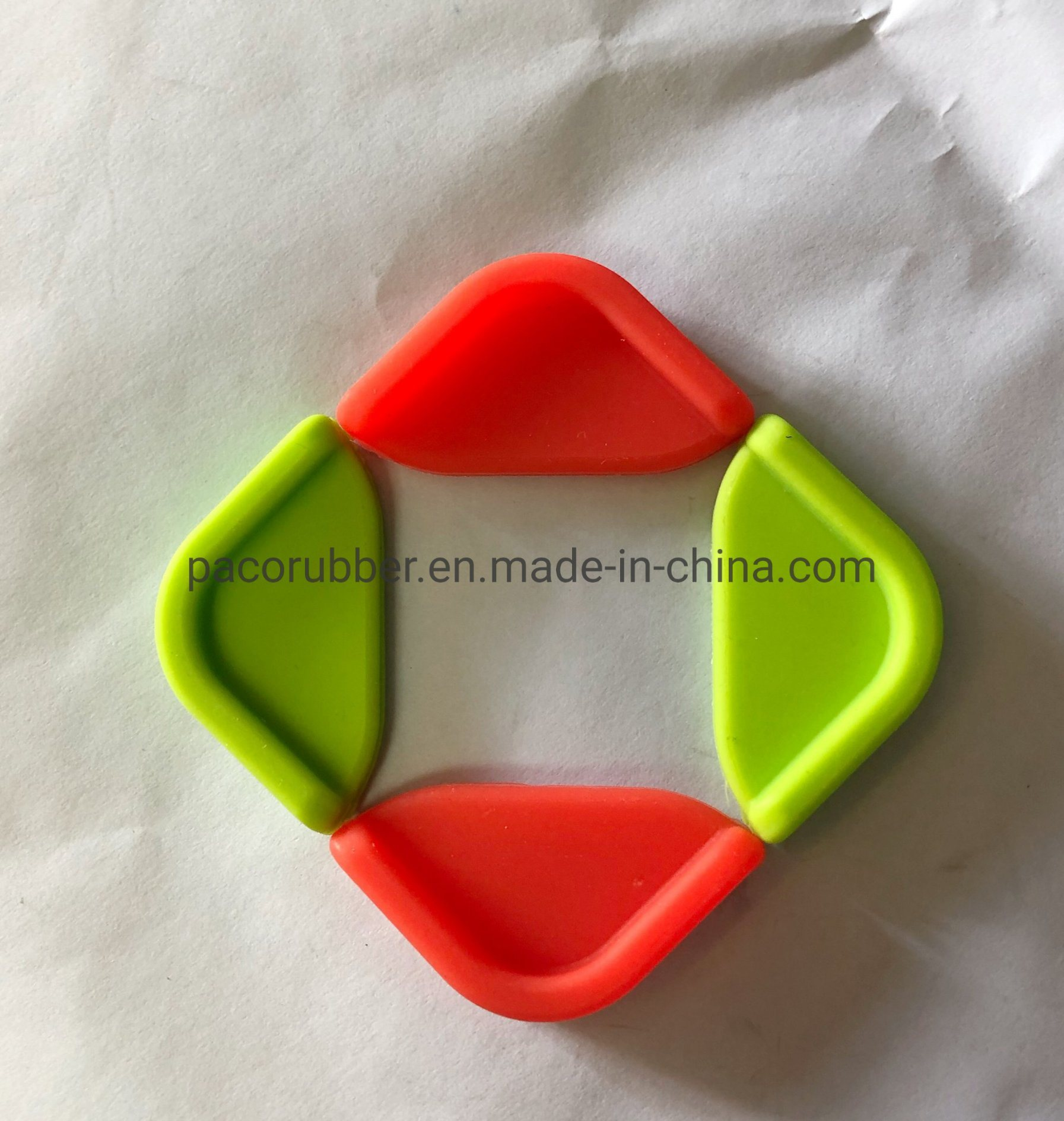 China Silicone Rubber Corner Guard Cover For Glass Table Photos