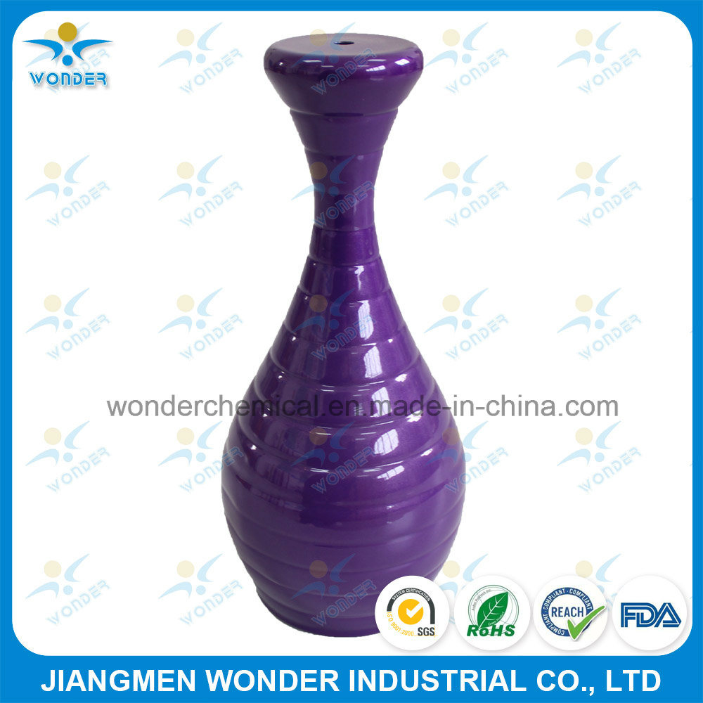 Candy Purple Chrome Silver Purple Effect Powder Coating