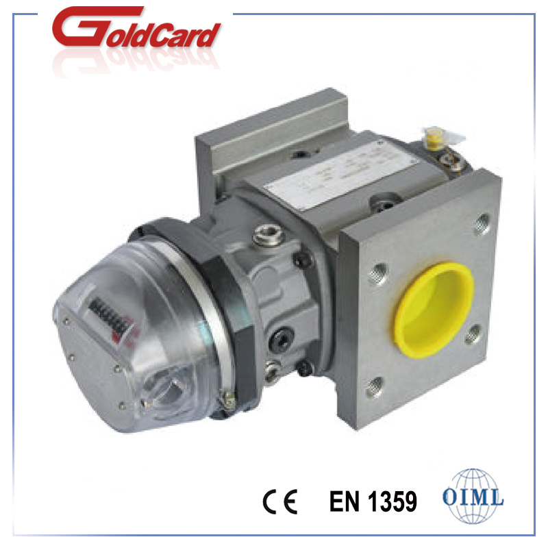 Tyl Type Industrial/Commercial Rotary Gas Flowmeter