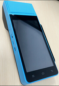 China Z90 Smart Android POS Sdk, with Printer, Handheld POS