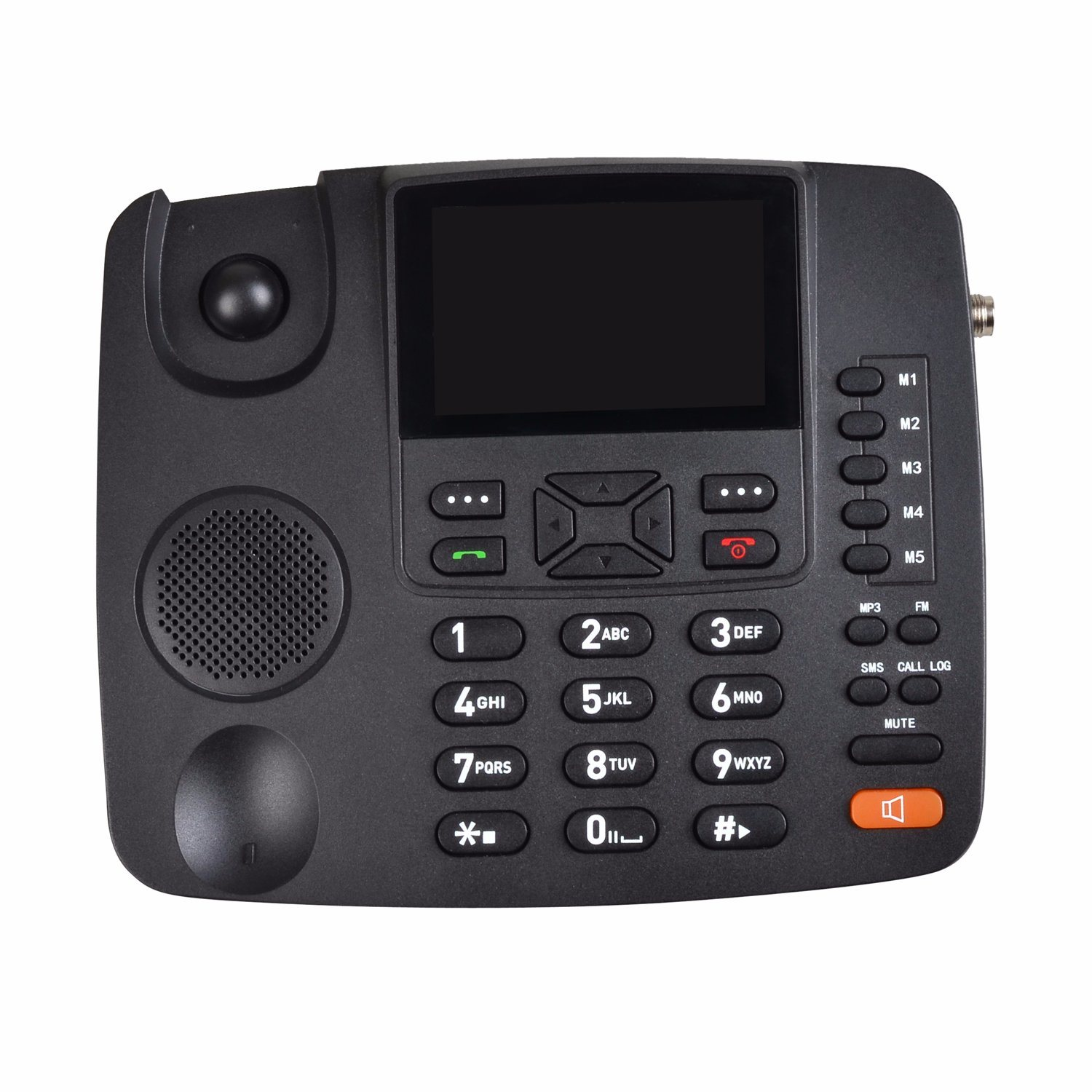 Back up Battery Desktop Phone 2g Wireless Phone Dual SIM GSM Fwp G659 Supports FM Radio pictures & photos