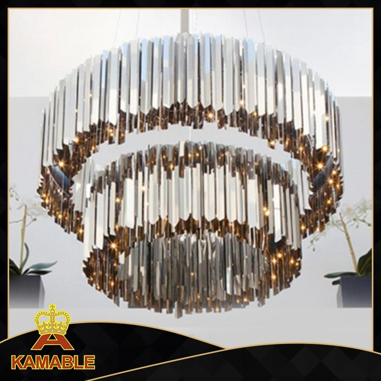 Fancy Restaurant Lighting Pendant Light (KA5222-100+60) pictures & photos