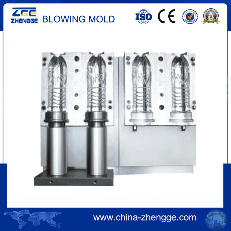 1-6 Cavities Plastic Beverage Bottle Mold with Ex-Factory Price
