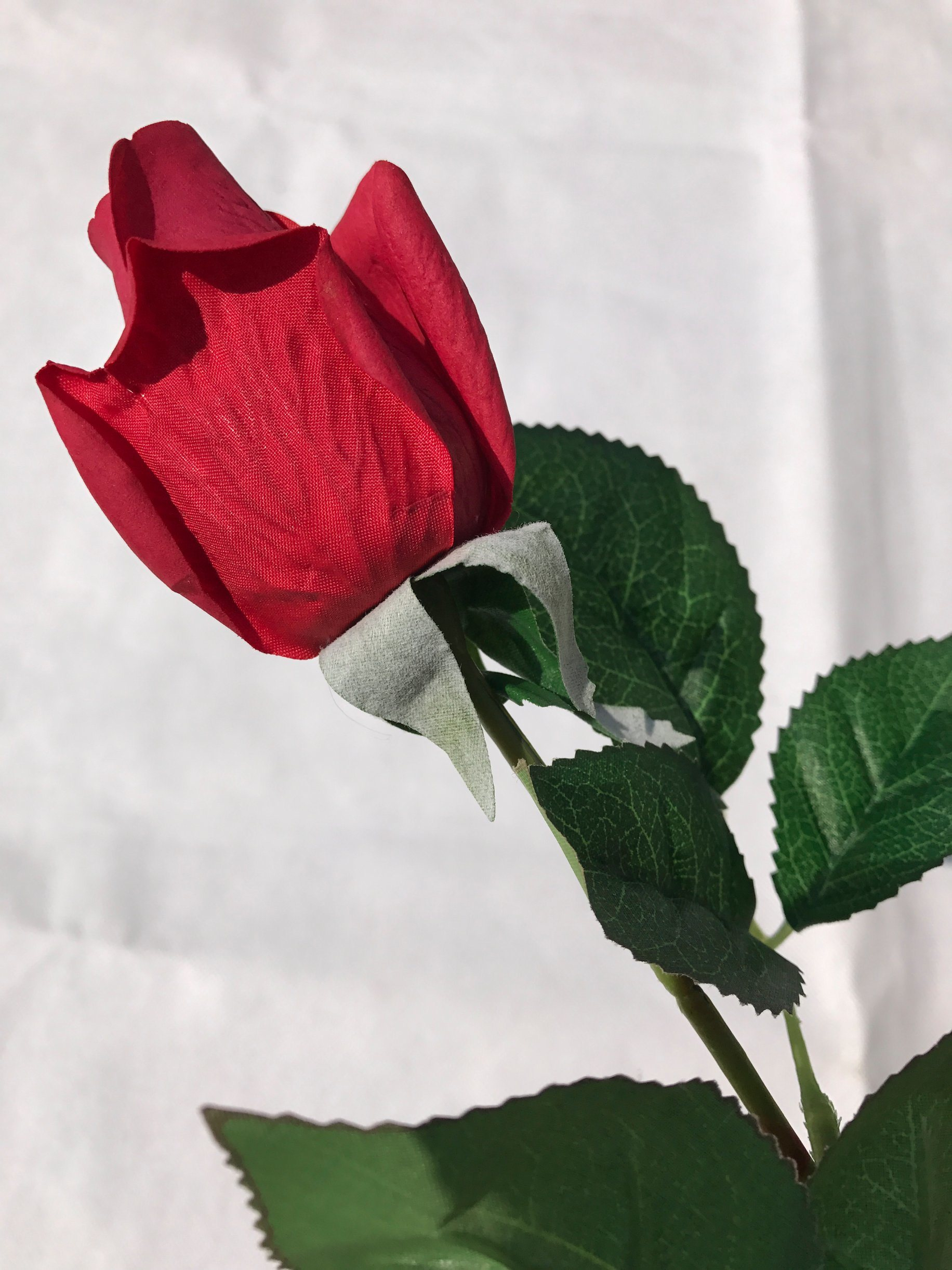 Artifical Rose Bud Flowers Real Touch Fake Flowers for Home Wedding Decoration