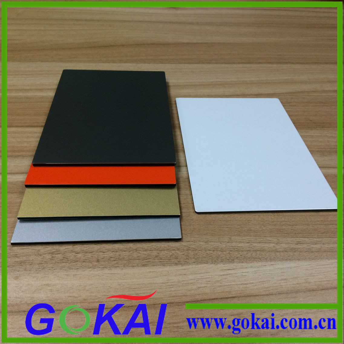 Aluminum Composite Panel ACP Sheet Manufacturer