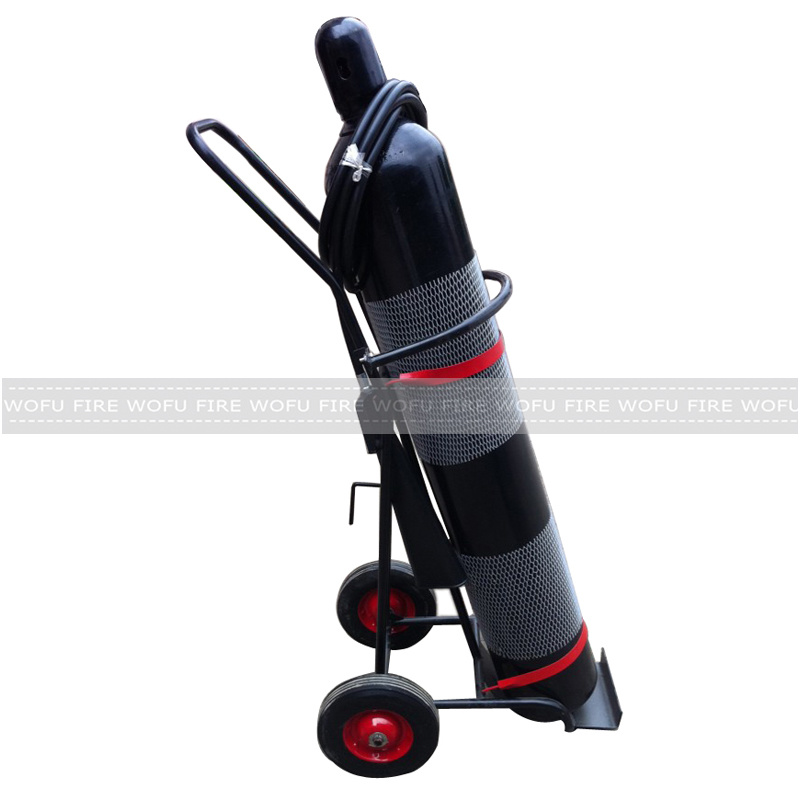 25kg CO2 Fire Extinguisher with Black Cylinder Hot in Sir Lanka pictures & photos