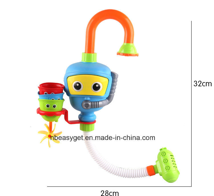 China Bath Tub Toy Water Sprinkler System Children Kids Gift Funny ...