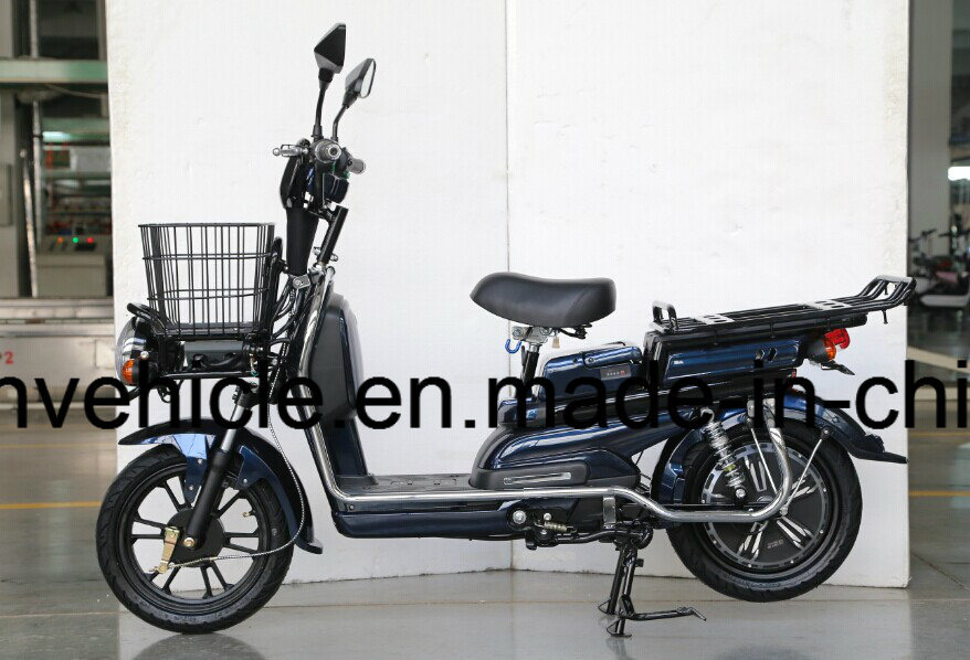 800W Utility Cargo E-Scooter with Portable Lithium Battery with Strong Loading Capacity (LLB) pictures & photos