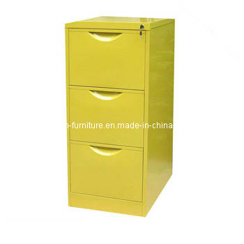 Executive Office Furniture Steel Storage Cabinet 3 Drawer Filing Cabinets