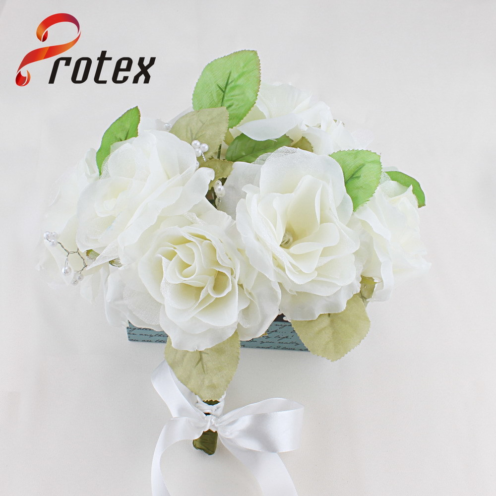 China 2015 New Arrival Artificial Flower Bridal Wedding Bouquet ...