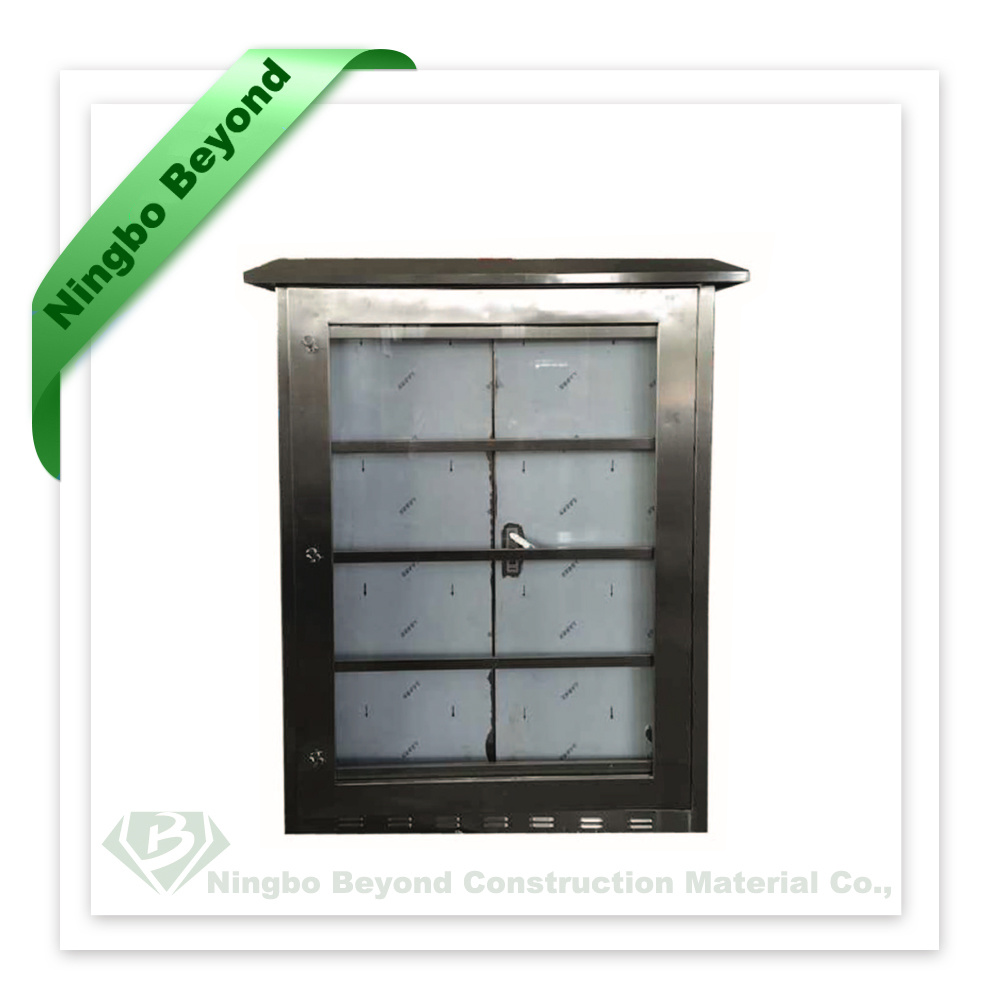 China Custom Stainless Steel Metal Outdoor Storage Cabinet Waterproof China Switch Box Cable Distribution Box
