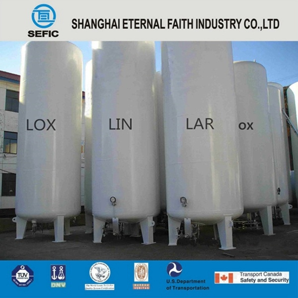 LNG Natural Gas Cryogenic Storage Tank pictures & photos
