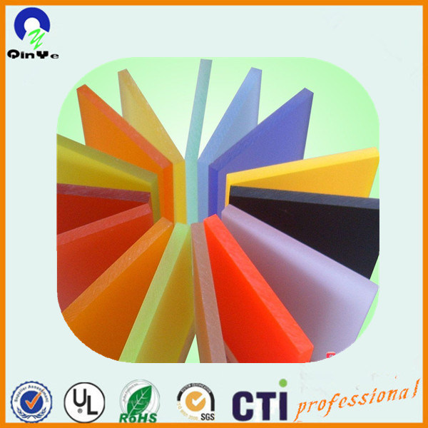 China High Impact 6mm PMMA Color Acrylic Sheet Photos & Pictures ...