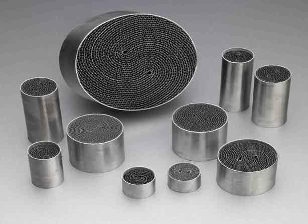Metal Honeycomb Catalyst /Substrate