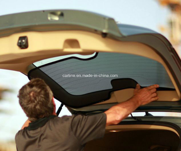 Magnetic Four Side Car Sunshade 4PCS