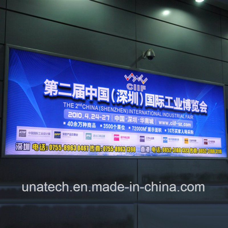 China Advertising/Ads/Ad Media Subway Walll Mount LED Backlit Banner ...