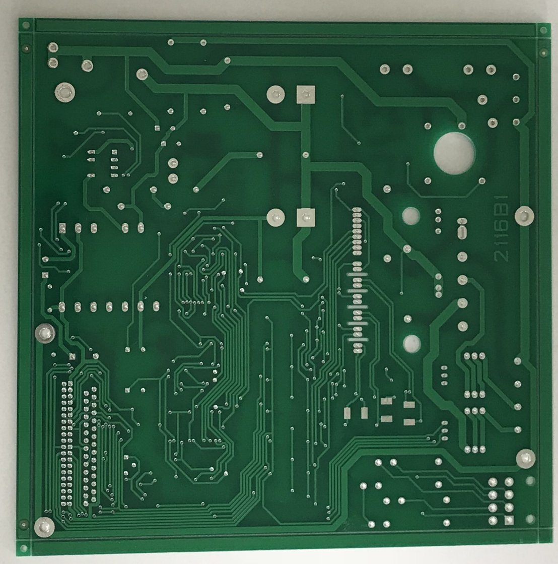 China V Cut Pcb Circuit Board Immersion Tin Taconic Tlt 9 079mm Cutter Images Of