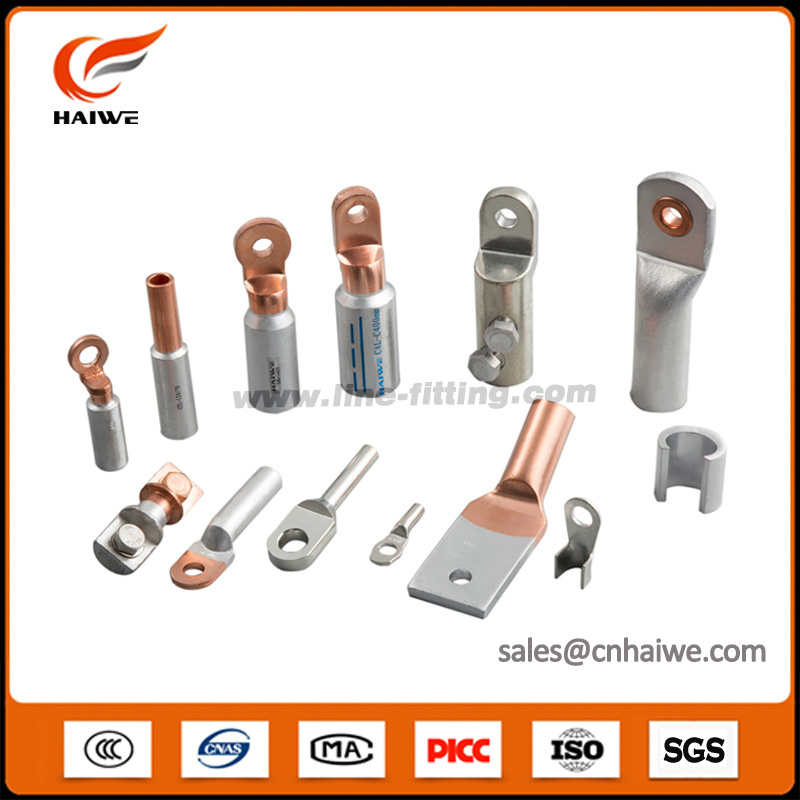 China Acl Electrical Compression Ring Type Cable Lugs Manufacturer ...