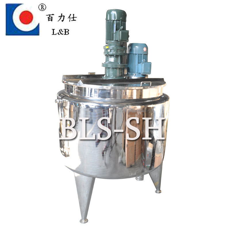 Stainless Steel Electric Heating Mixing Tank (BLS) pictures & photos