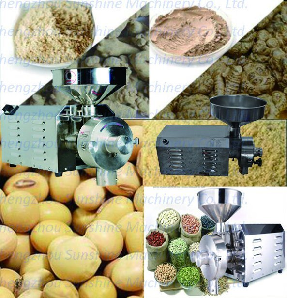 Cumin Seed Salt Coffee Pepper Grinder Grains Grinding Machine pictures & photos