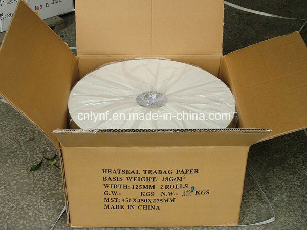 Teabag Filter Paper Heat-Sealing//31 Years Factory// pictures & photos