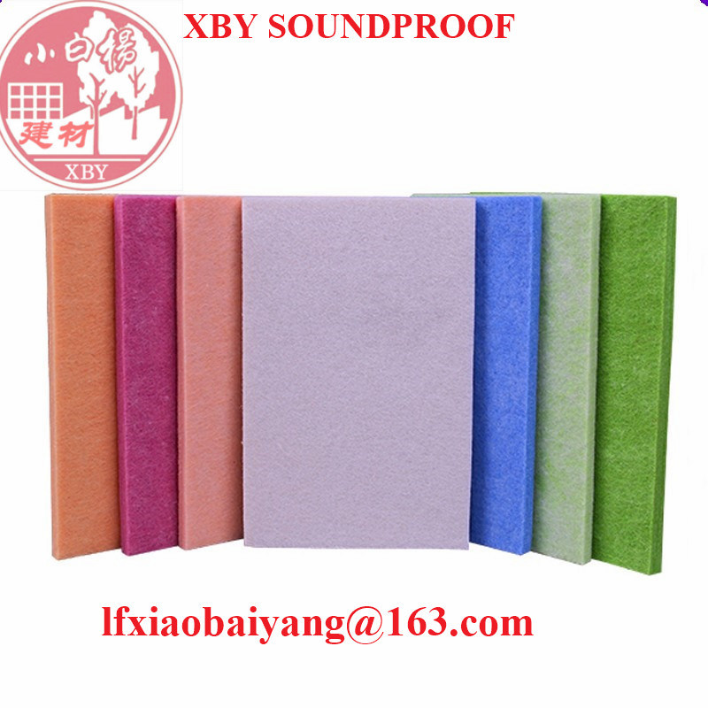 Acoustic Panel Polyester Fiber Panel Roof Panel Wall Panel