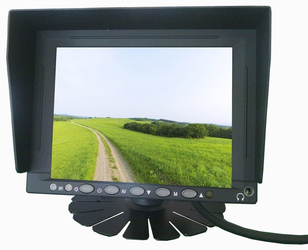5.6inch LED LCD Car Rear View Backup Monitor