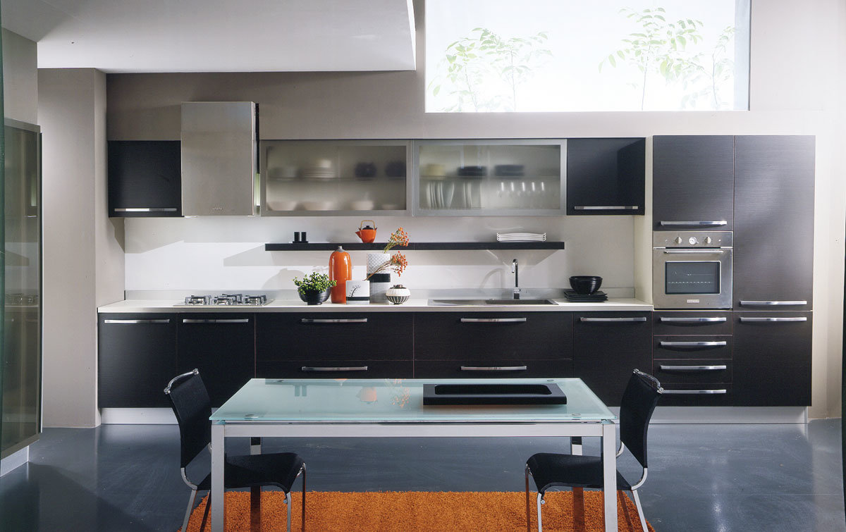Hot Item 2019 Philippines Style High Quality Modular Kitchen Cabinet