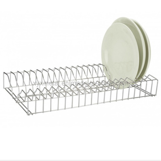 Stainless Steel Kitchen Tableware Metal Dish Plate Rack  sc 1 st  XYX METAL CO. LTD. & China Stainless Steel Kitchen Tableware Metal Dish Plate Rack ...