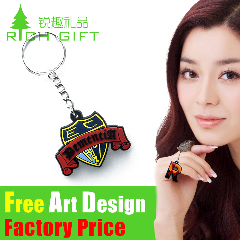 2016 Australia Promotional Gift Custom Souvenir Round Metal Keychain pictures & photos