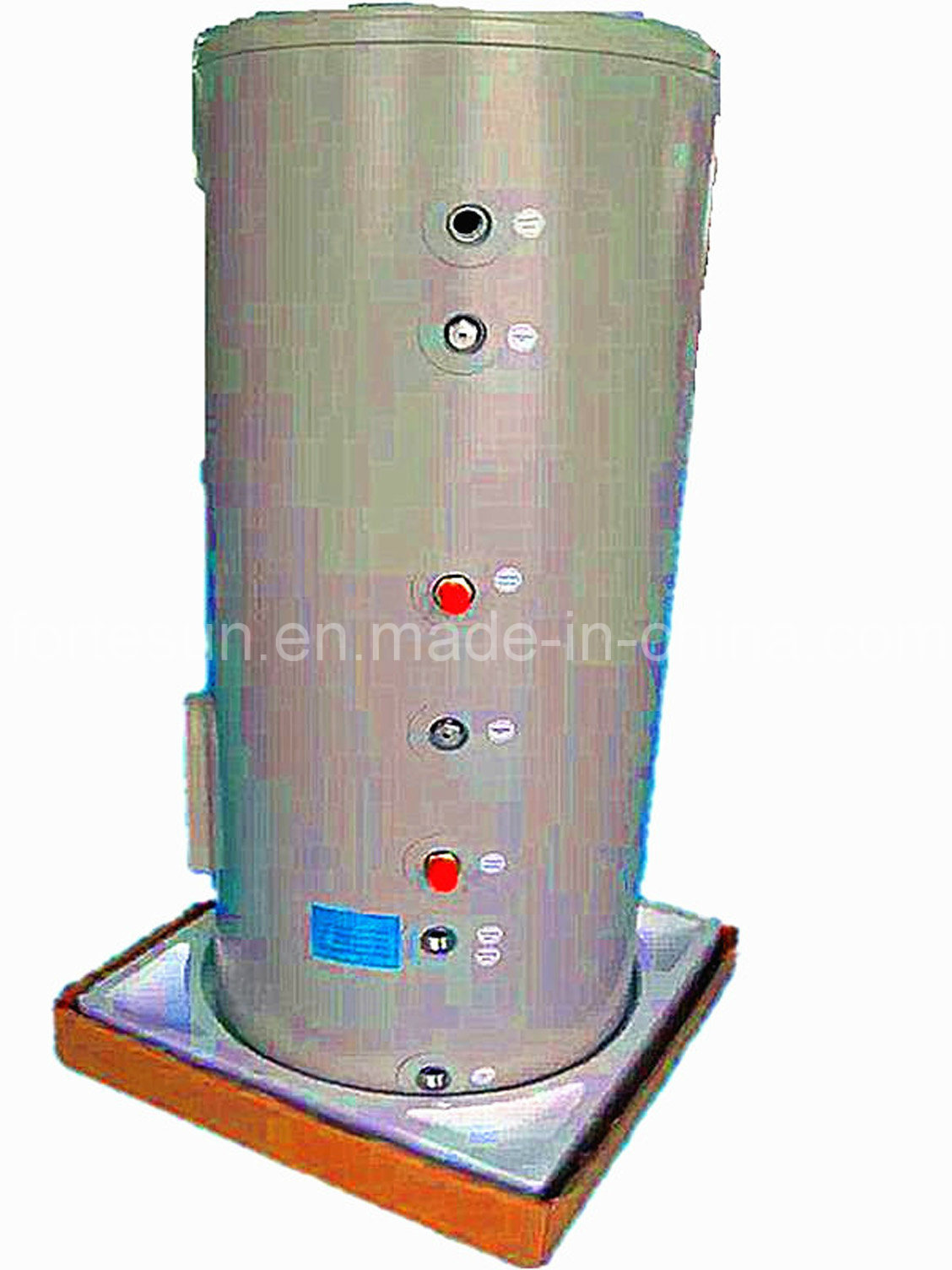 China 200L High Pressure Hot Water Storage Tank - China Water Tank ...