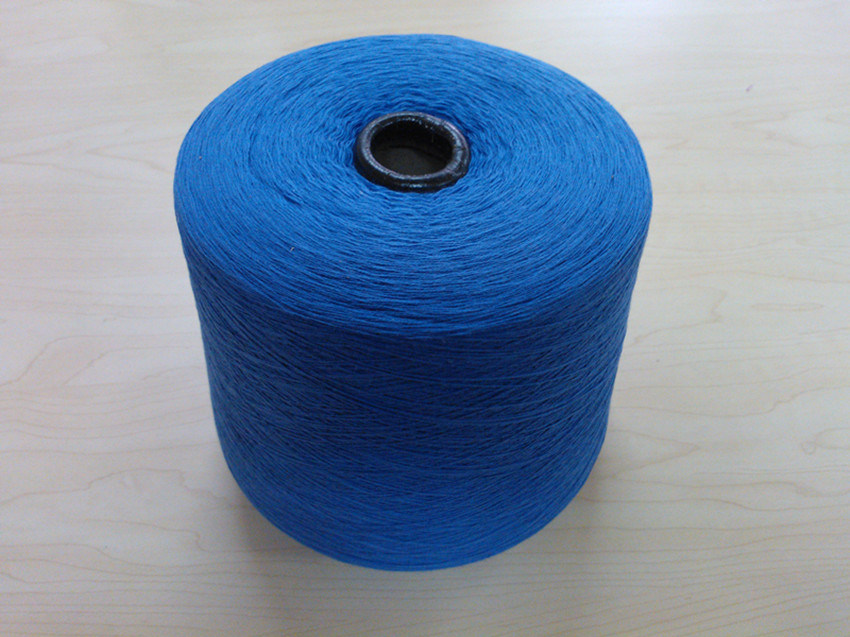 Yarn of Cotton/Acrylic 60/40 (Ne20/2 dyed)