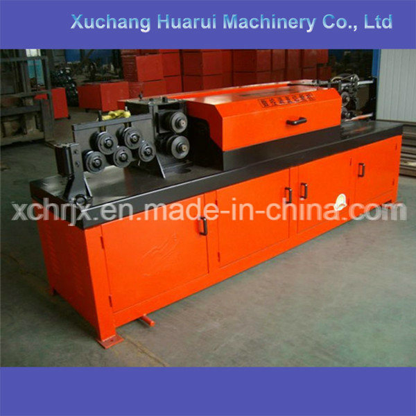 Steel Wire Rod Straightening and Cutting Machine/Straightener and Cutter