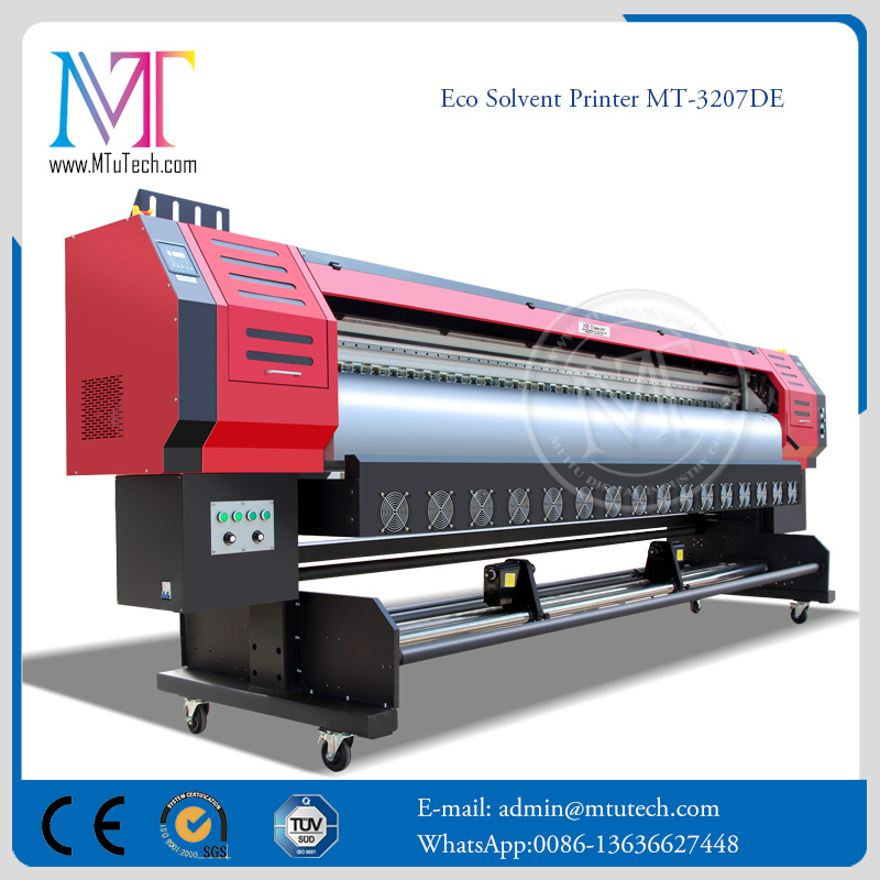 Digital Inkjet Large Format Printer with Original Epson Dx5 Printhead Eco Solvent Printer pictures & photos