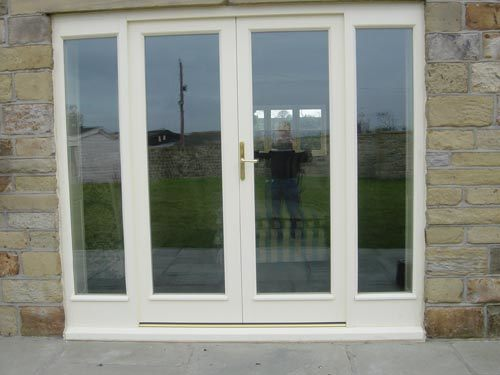 China Double Glazing Outswing Modern French Door China Double