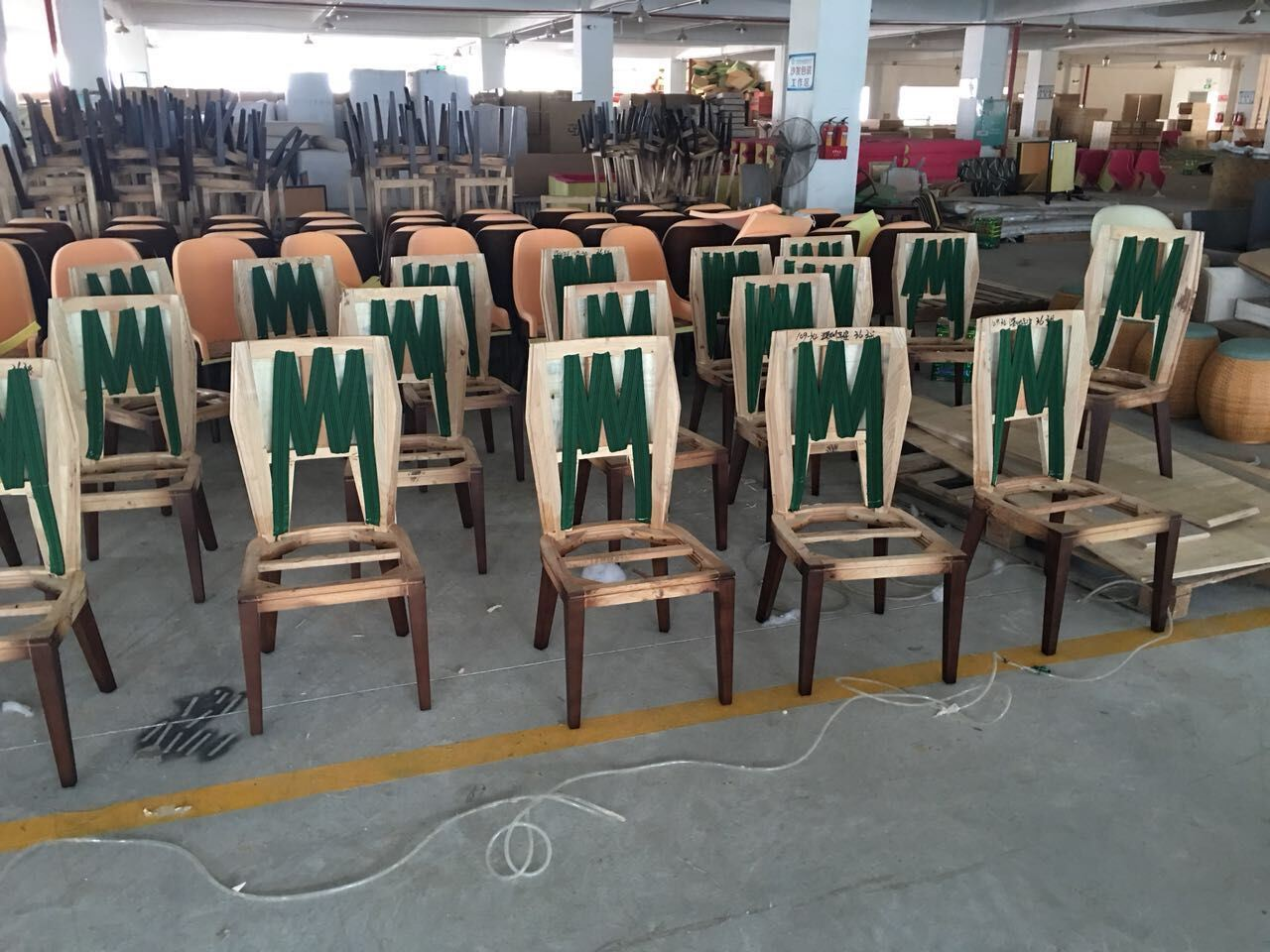 Hotel Furniture/Dining Furniture Sets/Luxury Banquet Furniture Sets/Restaurant  Furniture Sets (GLNDC 02)