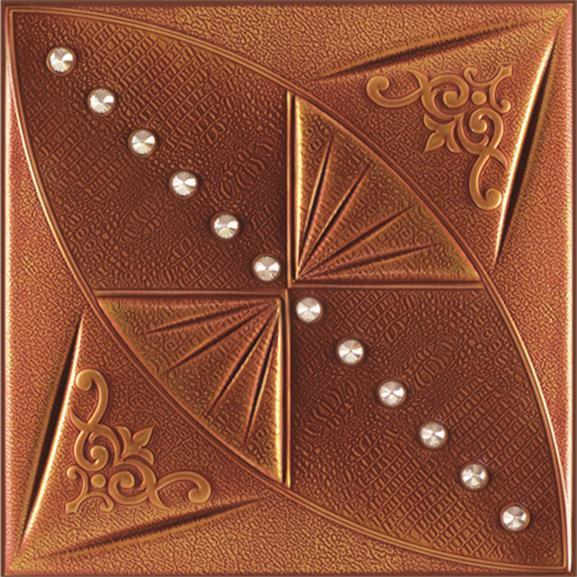 3D PU Leather Wall Panel & Ceiling Tile 1146
