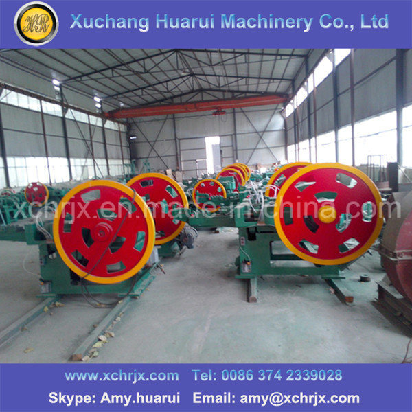 China High Speed Nail Making Machine with Ce Certification/Nail ...