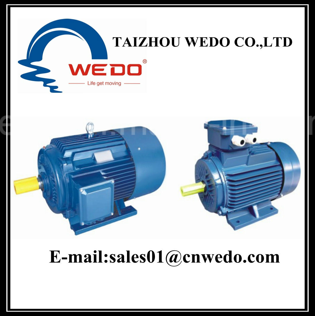 China Y3 Electric Motor High Efficiency Three-Phase Asynchronous ...