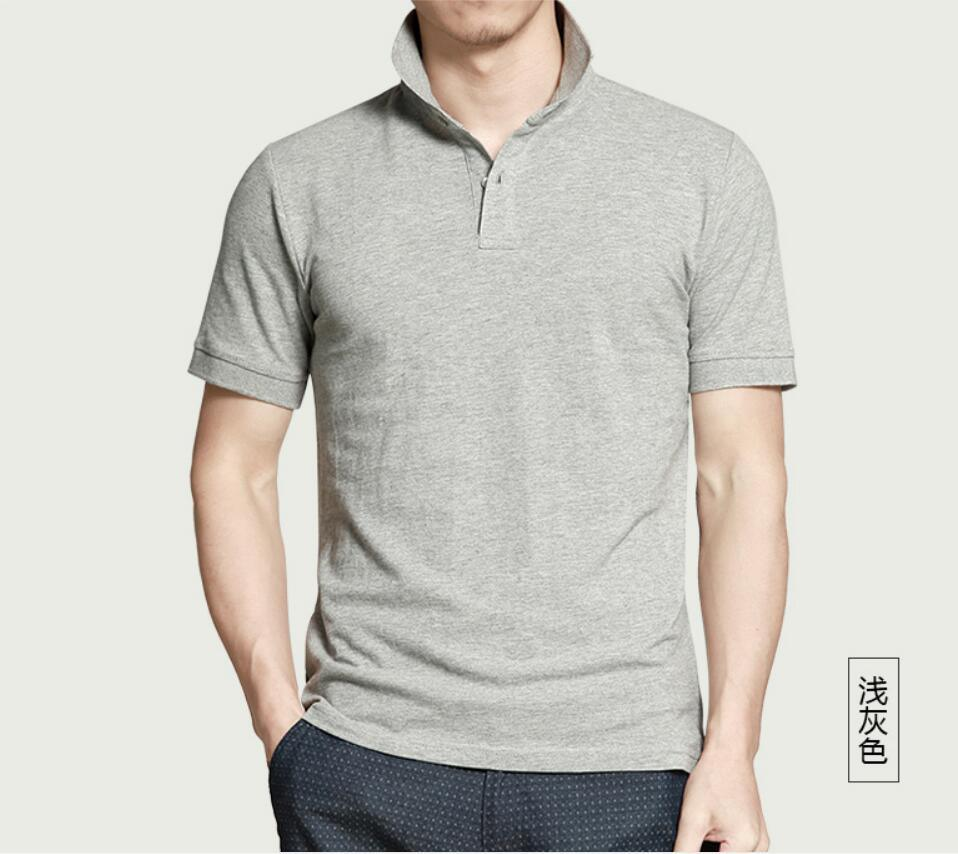 China Brand Quality Custom Business Polo Shirts With Custom