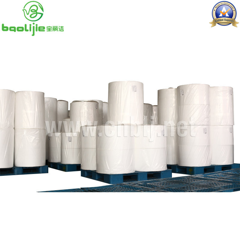 China Hydrophilic Nonwoven Fabric for Baby Diaper Production