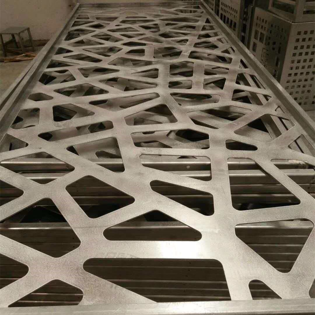China Perforated Aluminum Sheet With Various Holes Shape