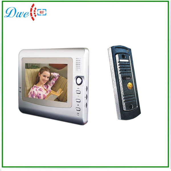 Color Door Video Intercom 7inch for Villa