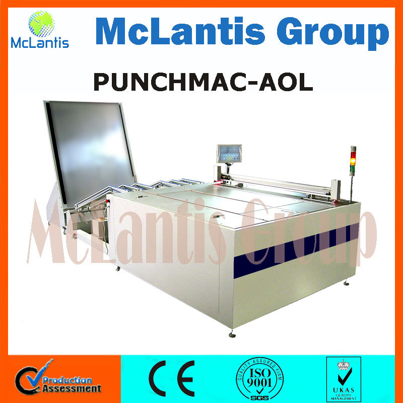 Online Auto Plate Punch for Sheet-Fed Press