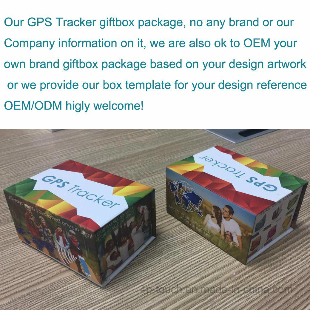 Best Birthday Gift GPS Tracker Watch for Children (D19) pictures & photos