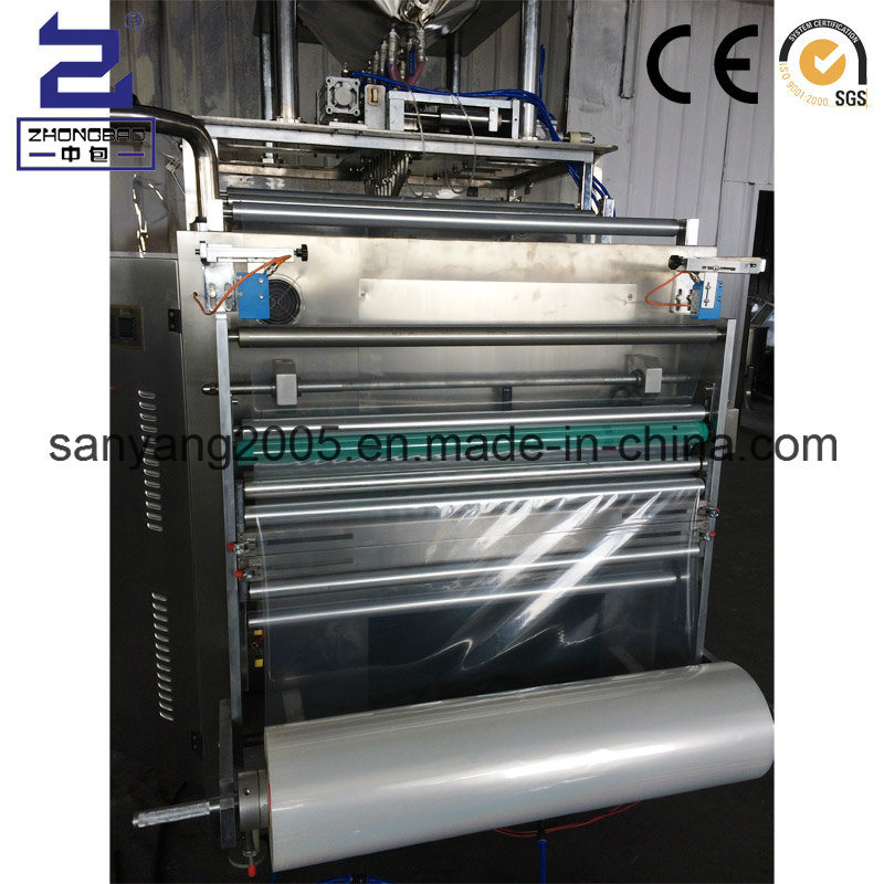 Juice Four Side Sealing & Multi-Line Packing Machine