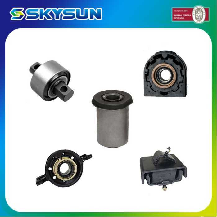 Auto Spare Parts Truck Accessories Torque Rod Bush for Nissan/Volvo/Benz/Hino pictures & photos
