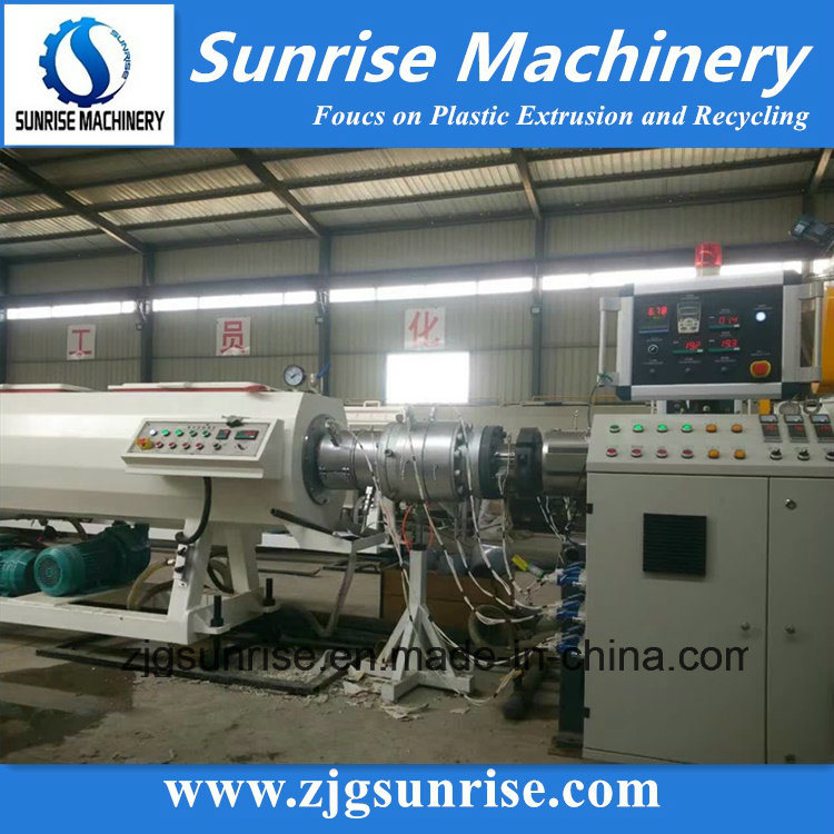 CE Standard PVC Pipe Extrusion Line for Sale pictures & photos