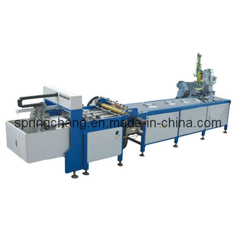 Semi-Auto Rigid Box Making Machine for Sale
