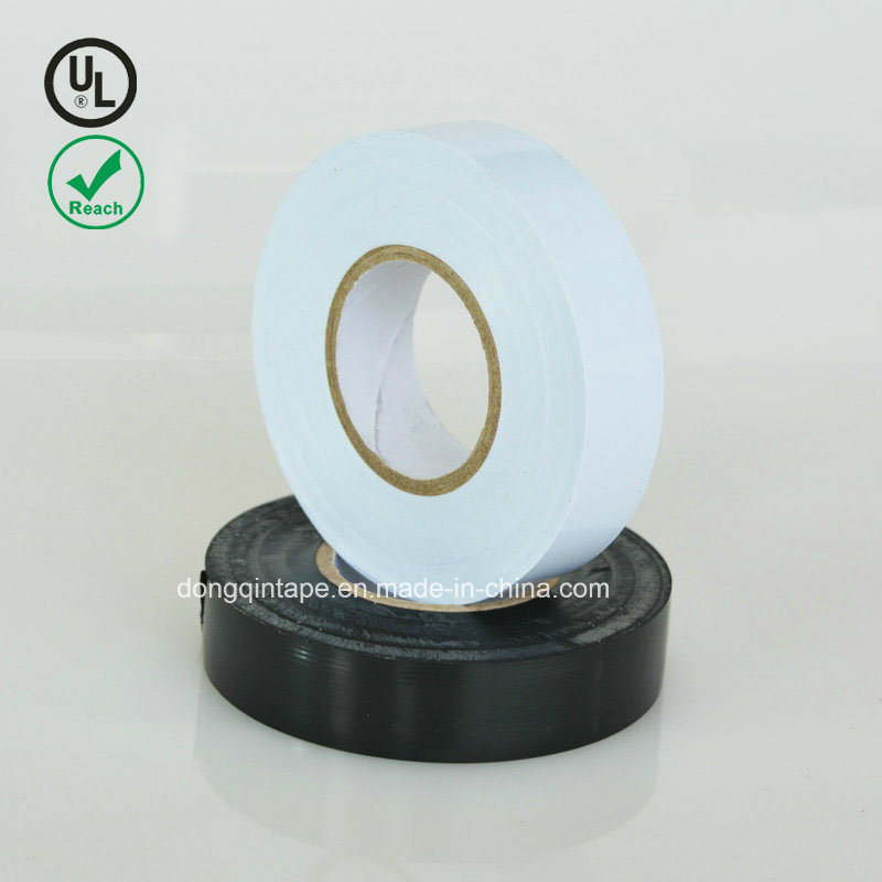 High Quality PVC Insulation Tape Blue 0.2mm x 19mm x 10M